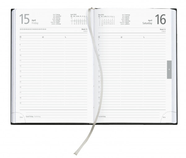 Buchkalender INT Balacron