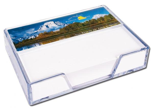 Bloc-Note Zettelbox A6