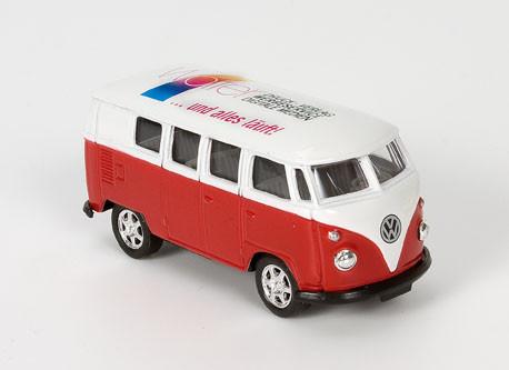 VW Bus (1962) 1:60