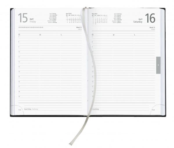 Buchkalender INT Soft Touch