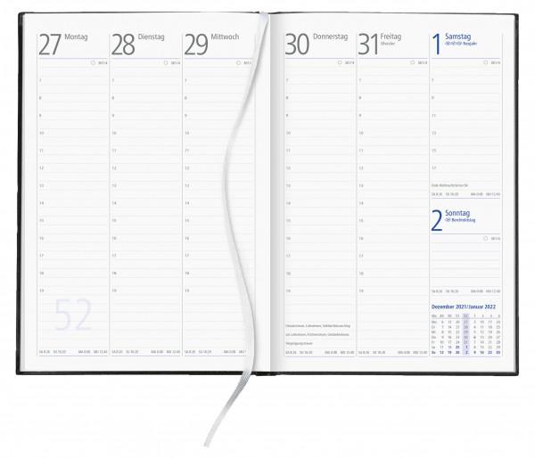 Wochenkalender D Soft Touch