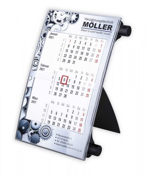 Tisch-Drehkalender Vision