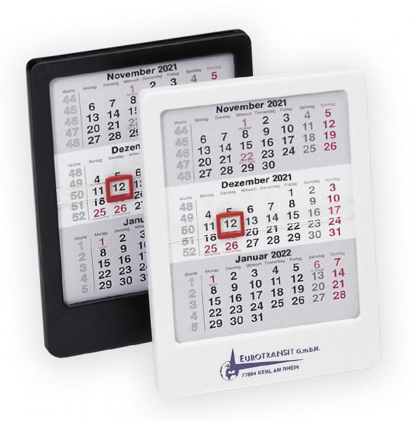 """Kalender """"Stand + Wand"""""""