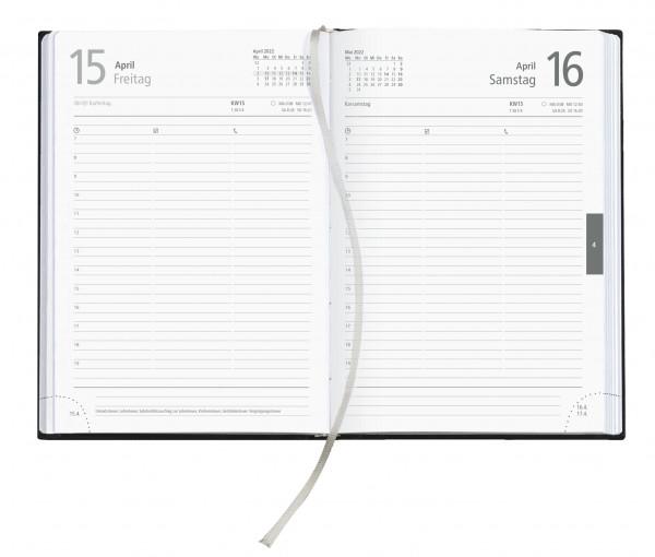 Buchkalender D Soft-Touch